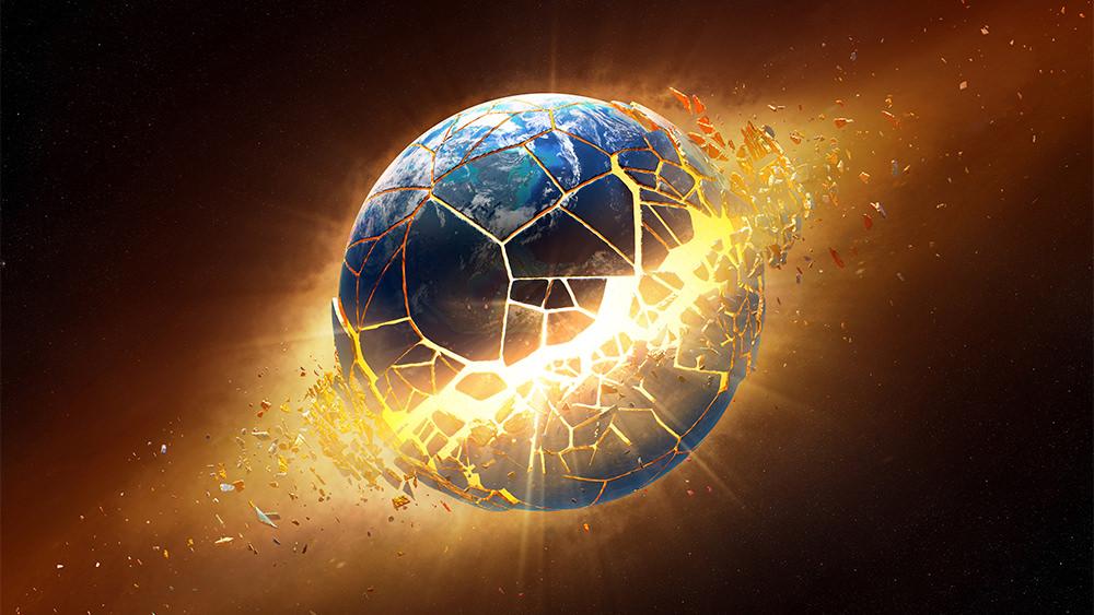 """¿Será """"Quemada"""" la Tierra o """"Permanecerá para Siempre""""?"""