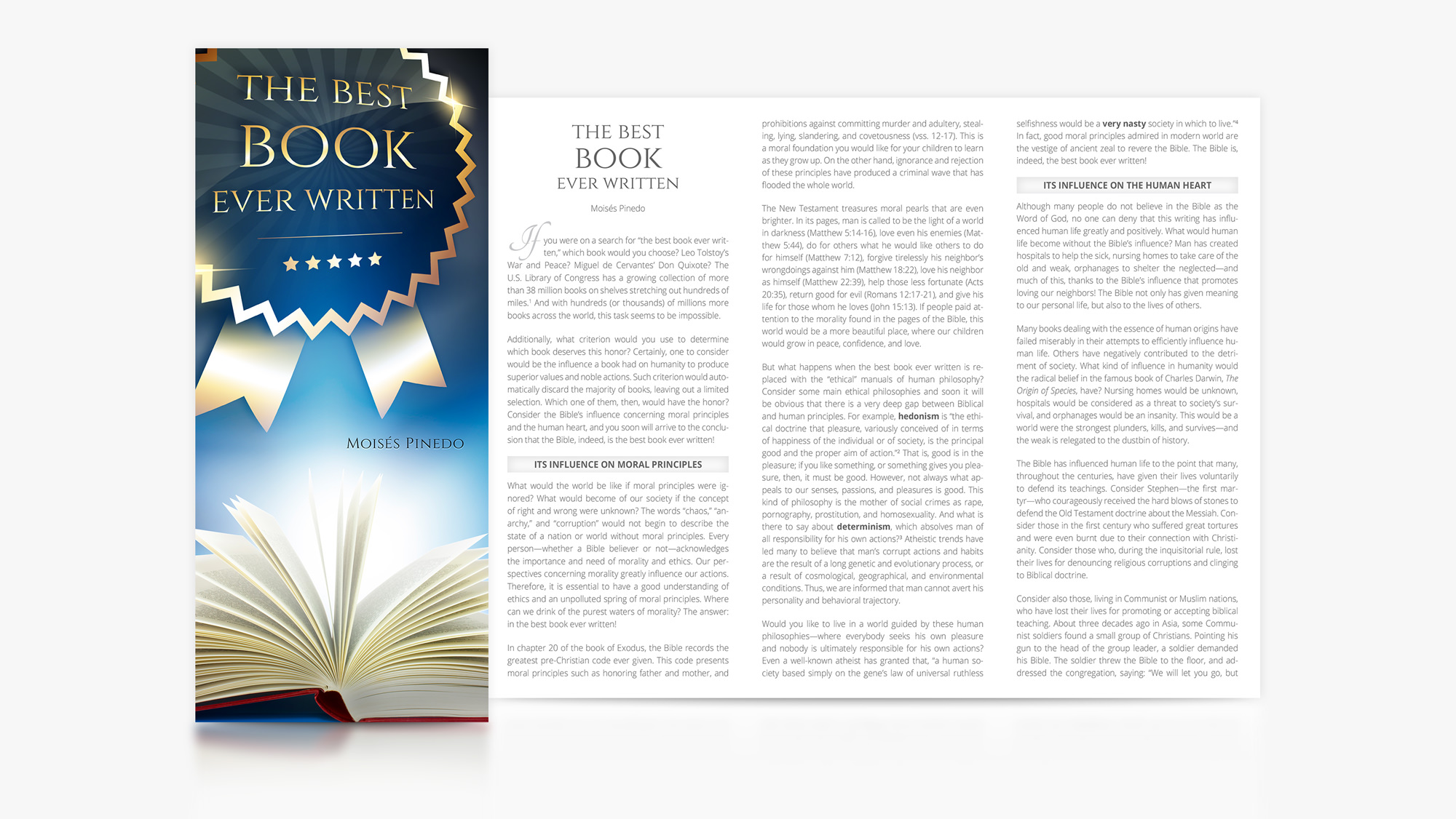 The Best Book Ever Written — EB Global: Enfoque Bíblico