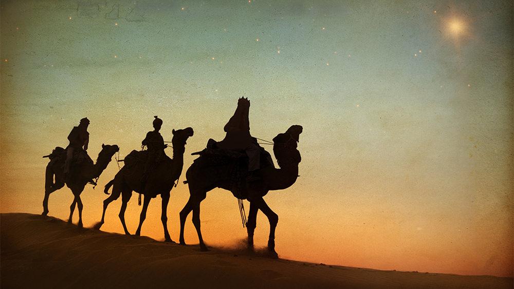 Mateo 2: La Sabiduría del Oriente