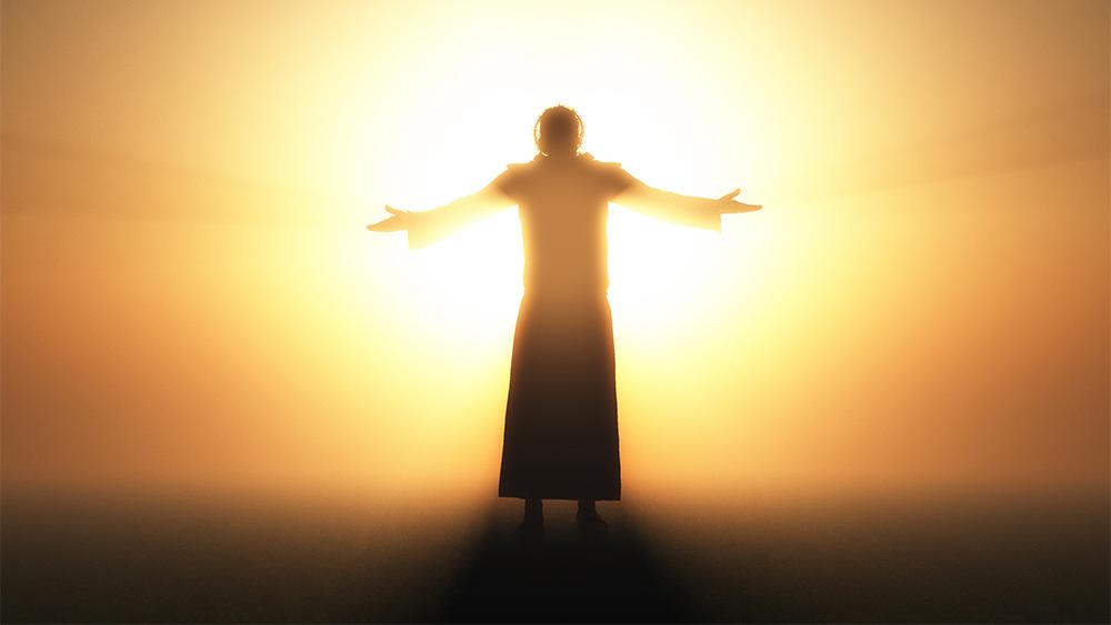 Jesús y los Ángeles