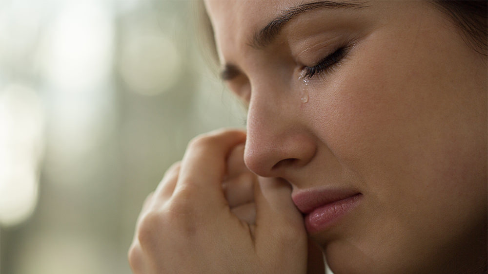 The Grief of a Christian Mother