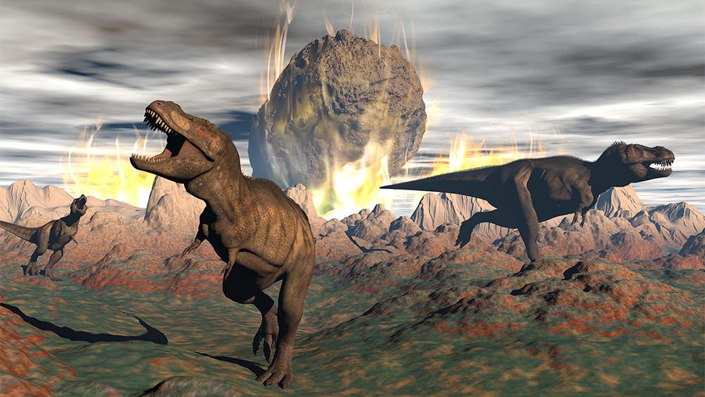 Se Reescribe Otra Vez la Historia de la Extinción de los Dinosaurios