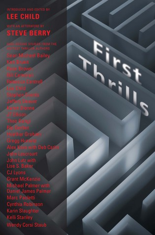 FIRST THRILLS - Featuring Killing Carol Ann