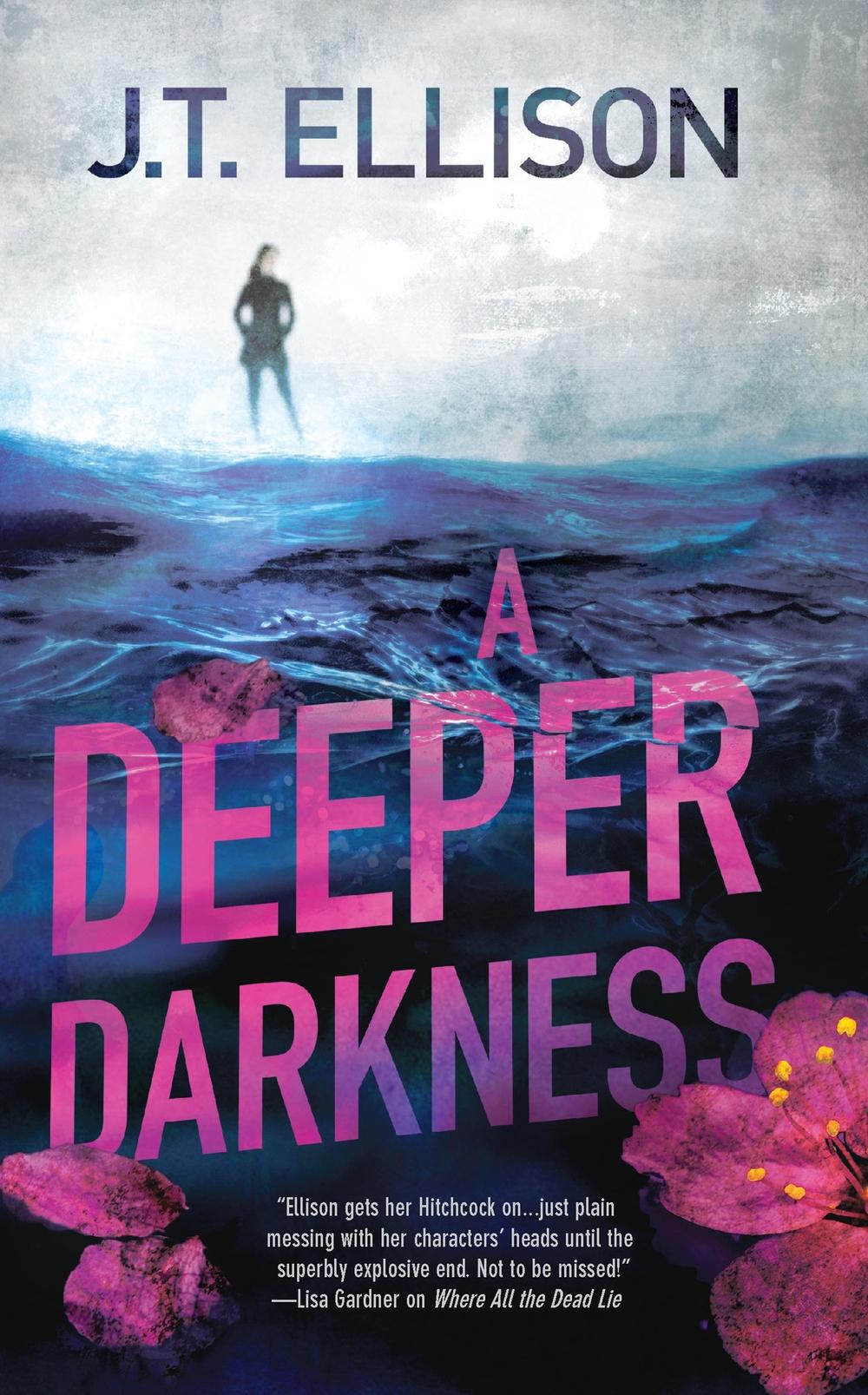 A DEEPER DARKNESS - Samantha Owens #1