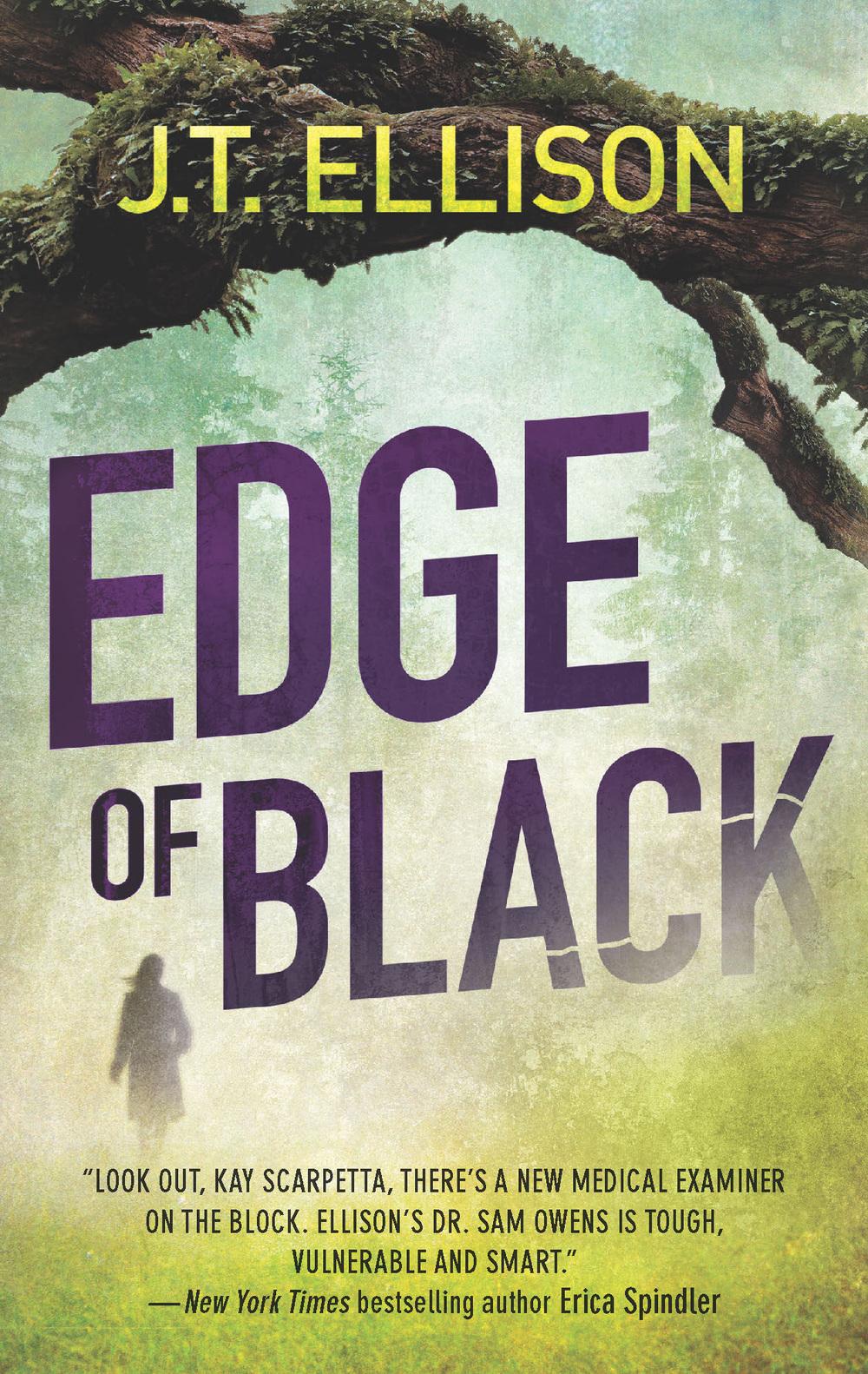 EDGE OF BLACK - Samantha Owens #2