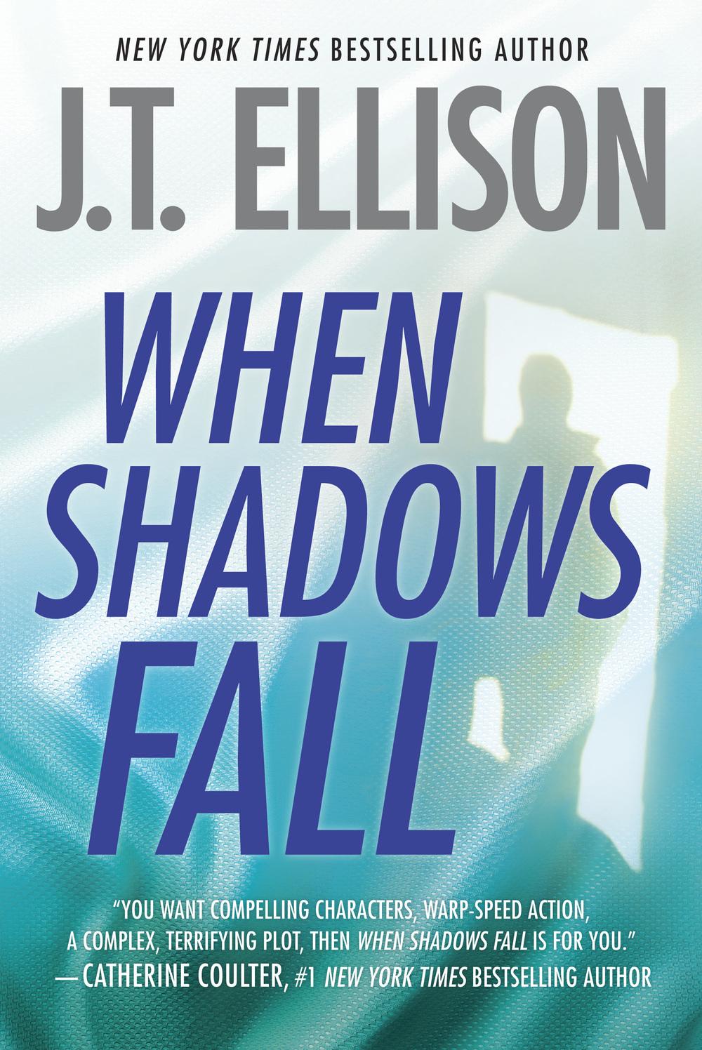 When Shadows Fall - Samantha Owens #3