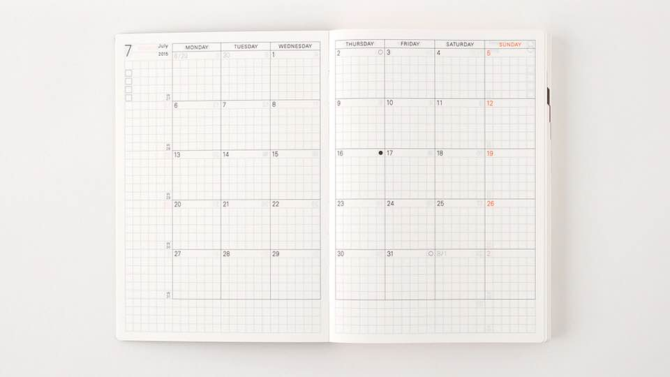 PHOTO COURTESY OF THE HOBONICHI WEBSITE
