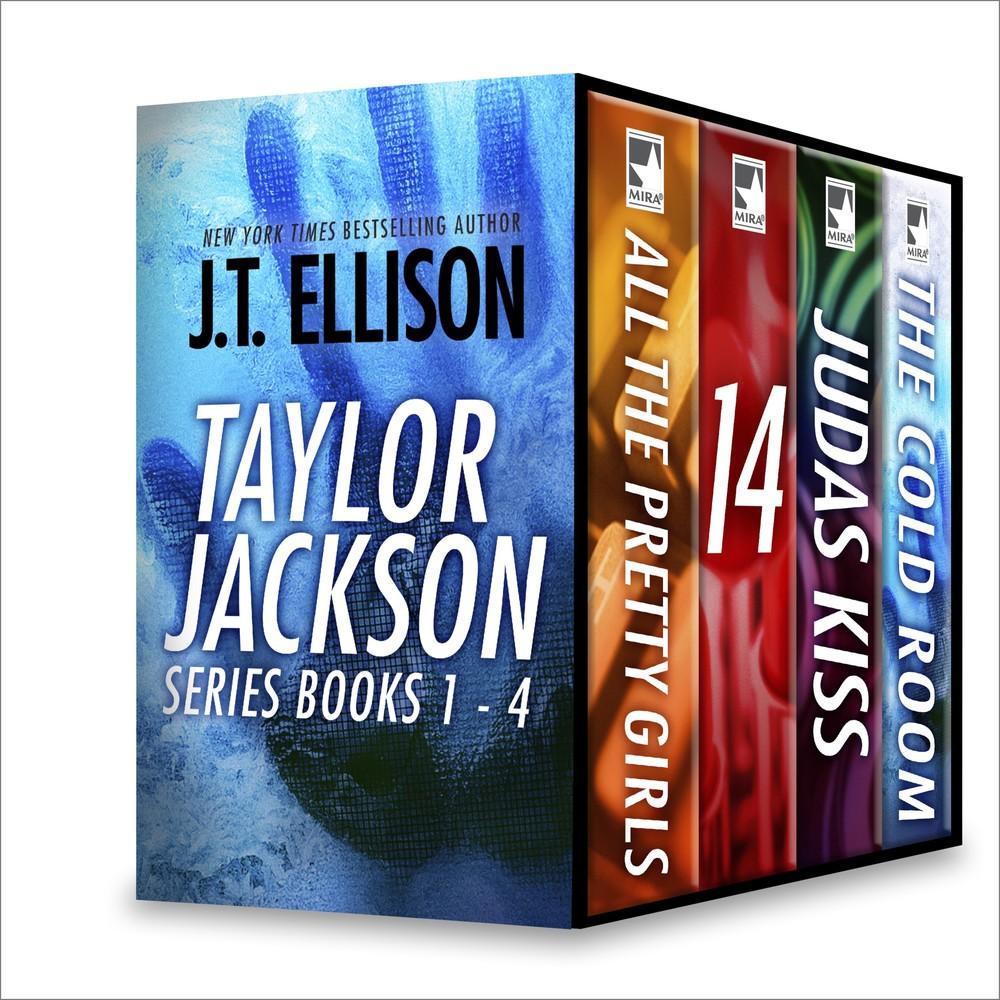 Taylor Jackson Boxed Set