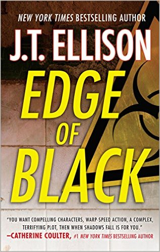 EDGE OF BLACK cover