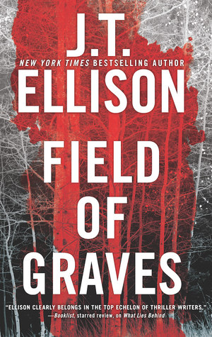 J.T. Ellison book cover