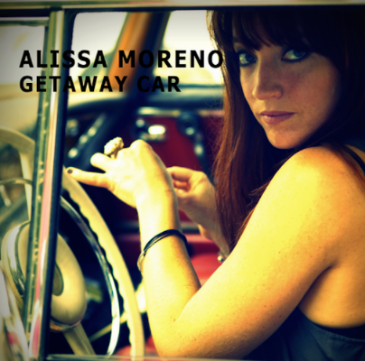 Alissa Moreno – Getaway Car album cover