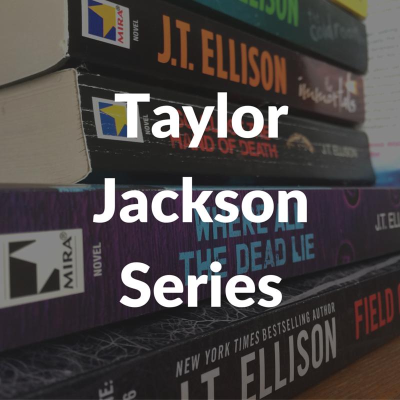 Taylor Jackson Series