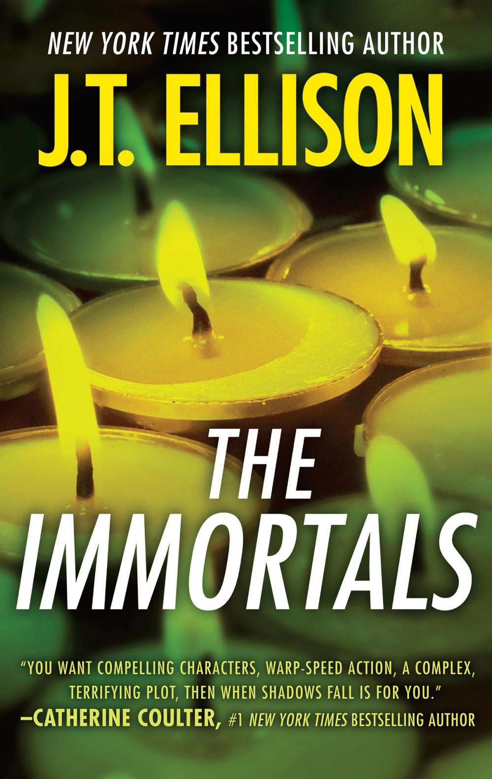 #5 - The Immortals