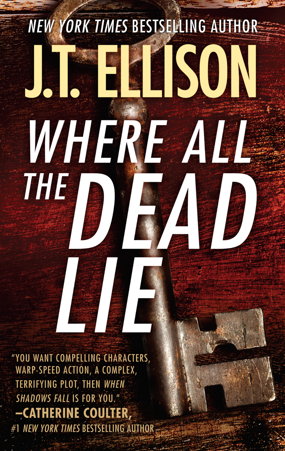 #7 - Where All the Dead Lie