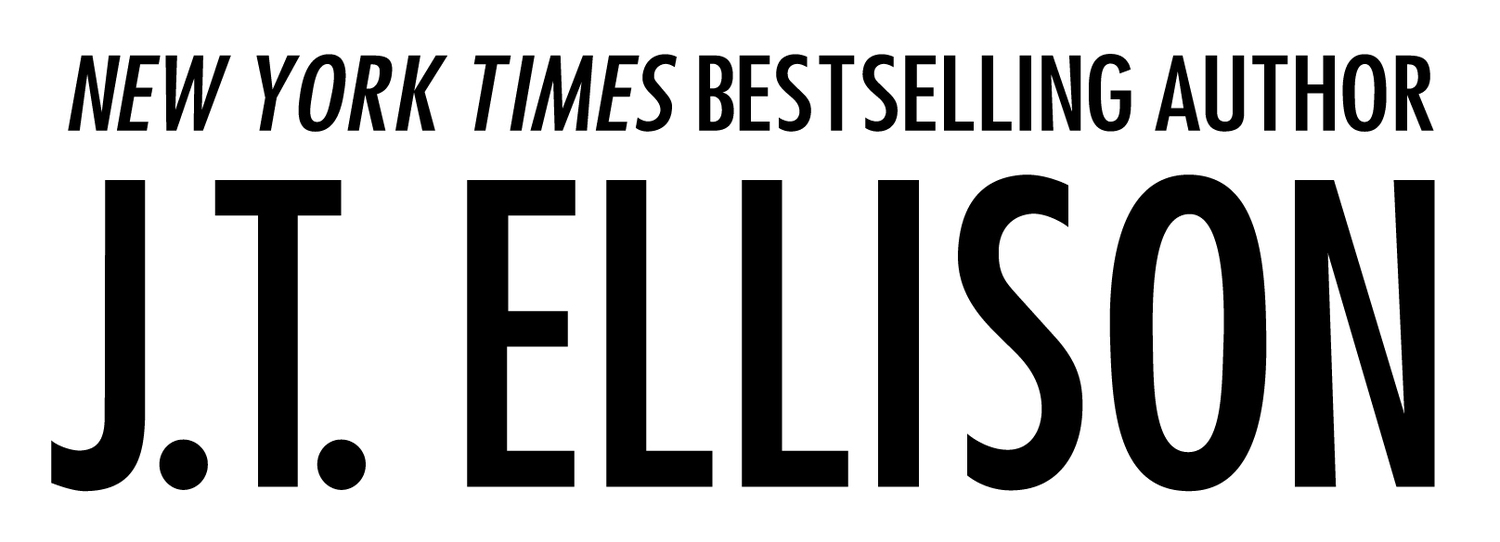 J.T. Ellison, New York Times Bestselling Author
