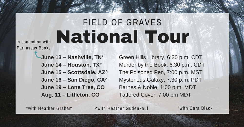 Field of Graves tour