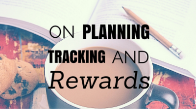 On Planning, Tracking, and Rewards