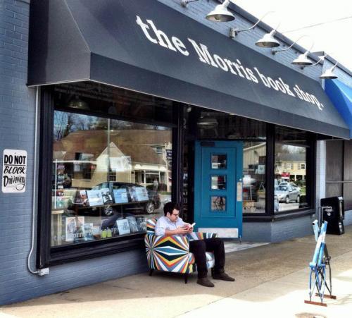 Morris Book Shop
