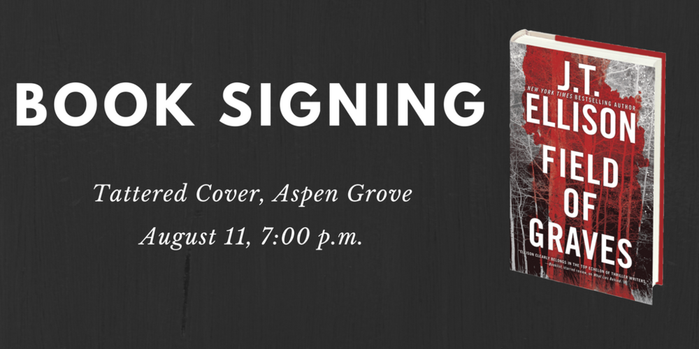 Tattered Cover Book Signing