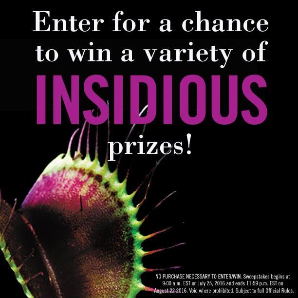 Insidious contest