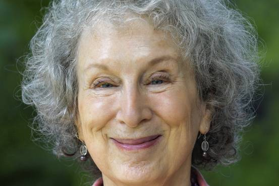 Margaret Atwood WSJ
