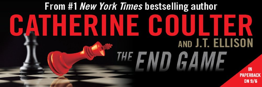 The End Game paperback