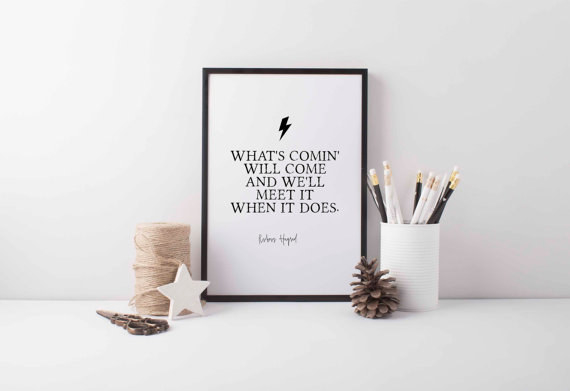 27 literary prints to hang in your home library