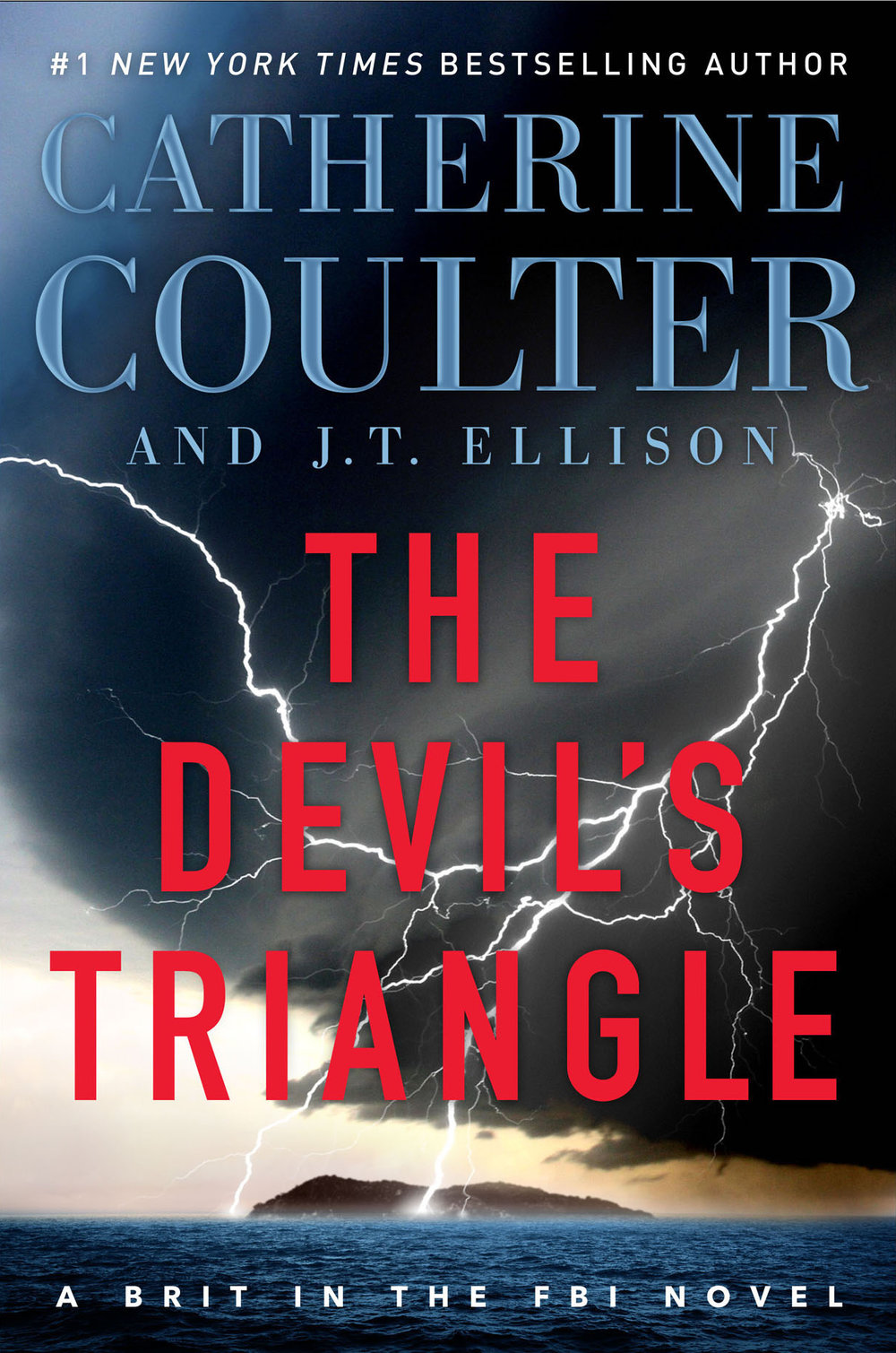 THE DEVIL'S TRIANGLE by J.T. Ellison