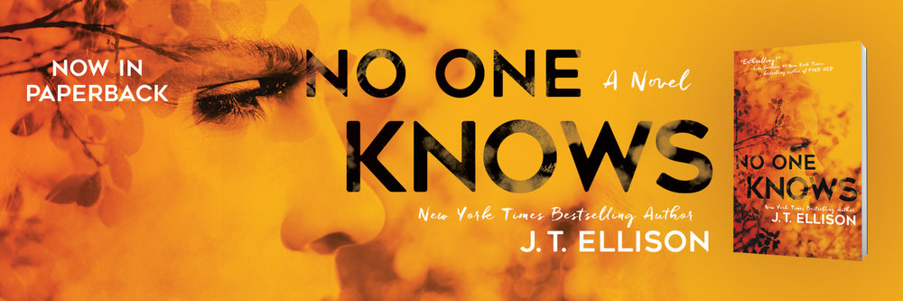 No One Knows banner