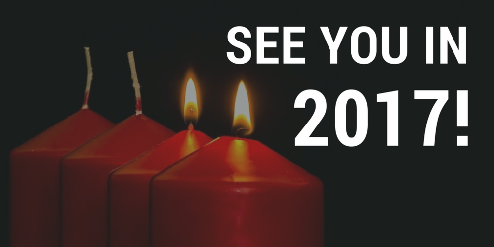 See You in 2017!