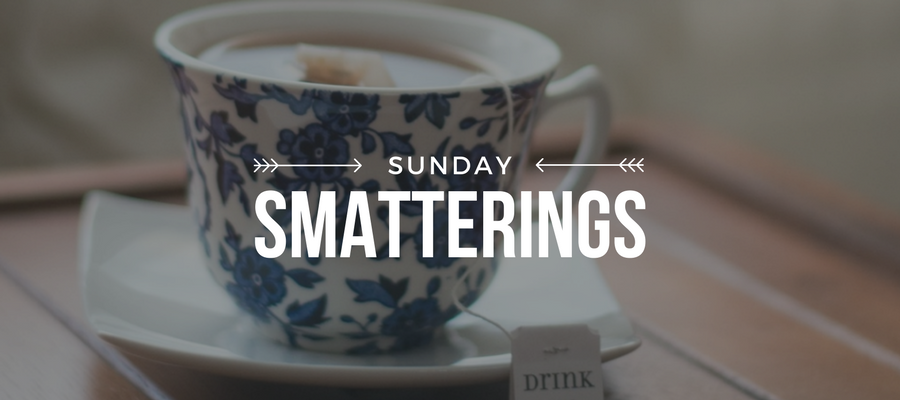Sunday Smatterings 1.29.17