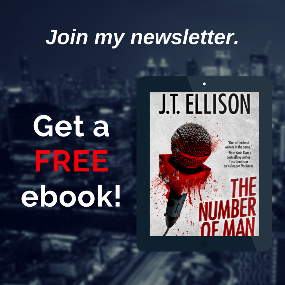 Join my Newsletter, get a FREE ebook!