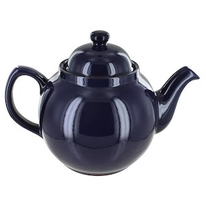 Cobalt Blue Betty tea pot