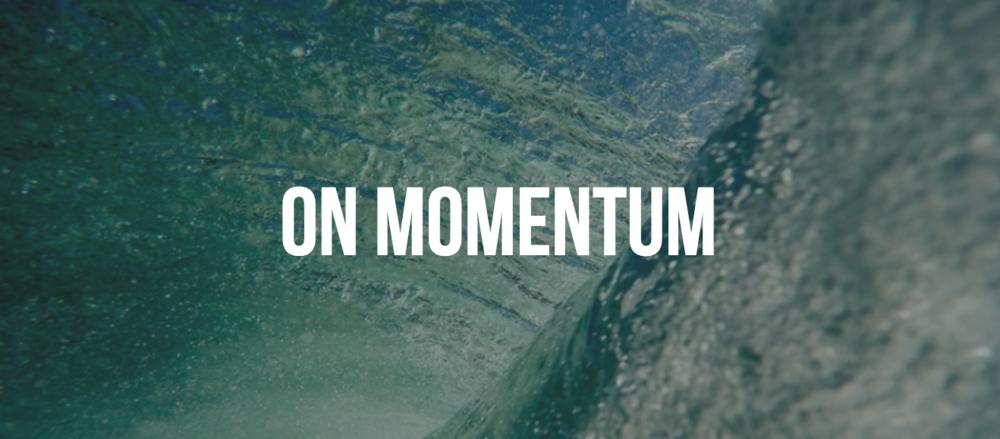 On Momentum