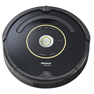 Roomba - it's a lifesaver