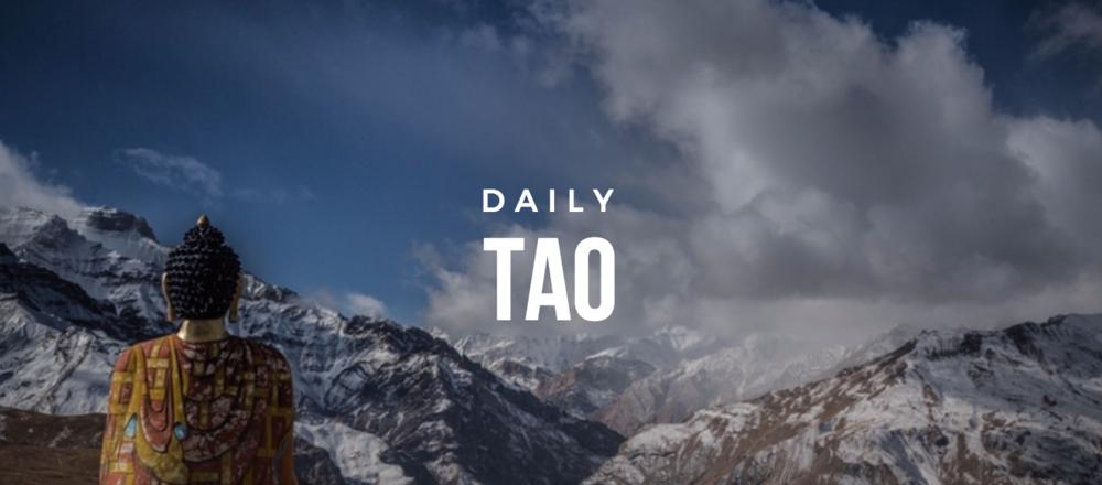Daily Tao 5.16.17