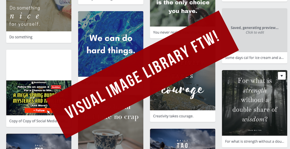 Visual Image Library FTW!