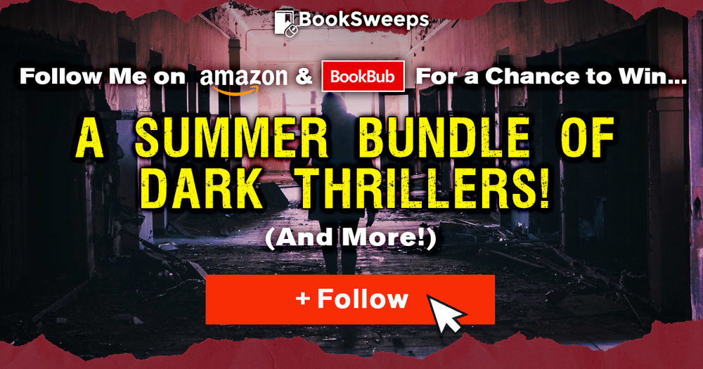 Win dark thrillers like THE COLD ROOM, + more from Lisa Gardner and Joseph Finder