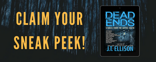 Claim your DEAD ENDS exclusive sneak peek!