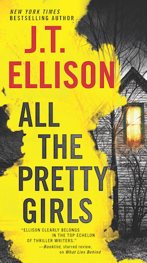 ALL THE PRETTY GIRLS (Lt. Taylor Jackson #1)