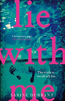 LIE WITH ME by Sabine Durant