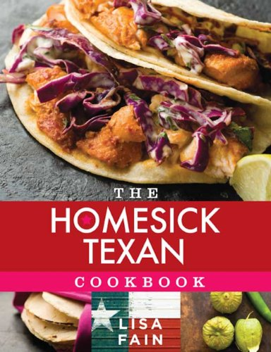Homesick Texan Cookbook