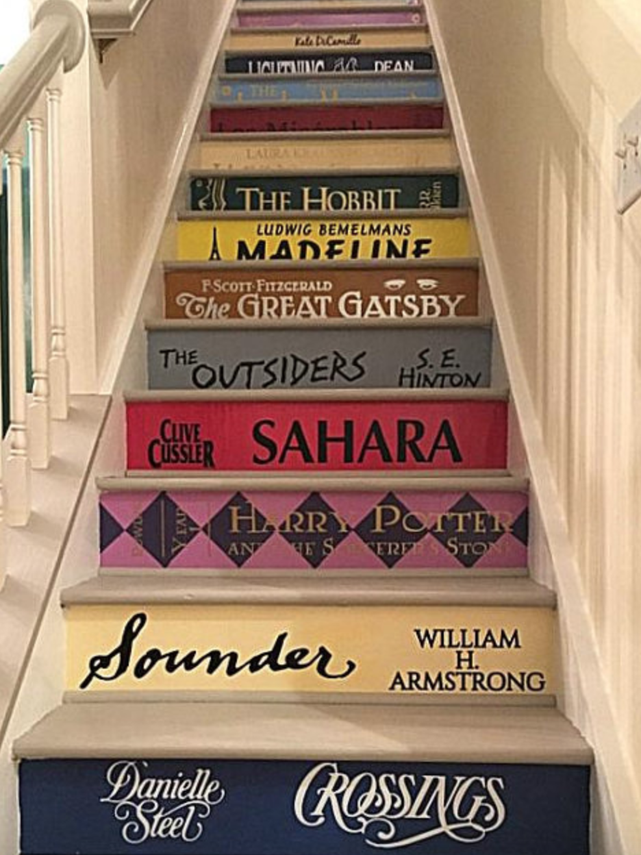 stair decals