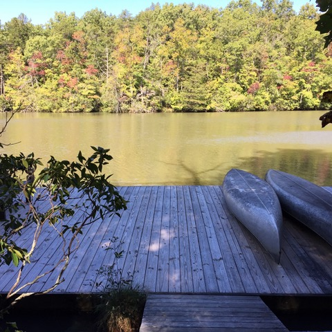 the dock that inspired Catwood