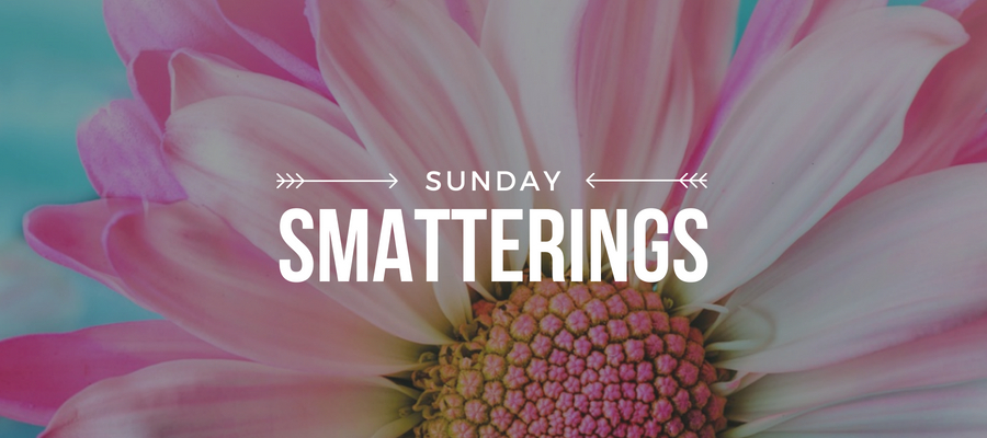 Smatterings - July 1, 2018
