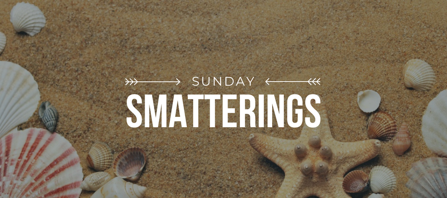 Smatterings - July 15