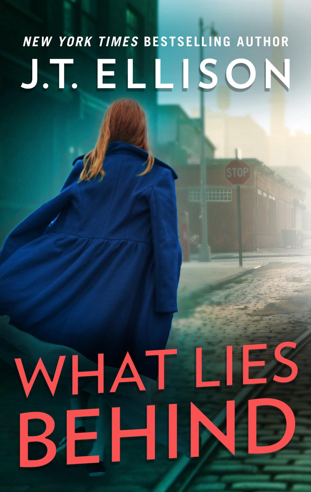 #4: What Lies Behind