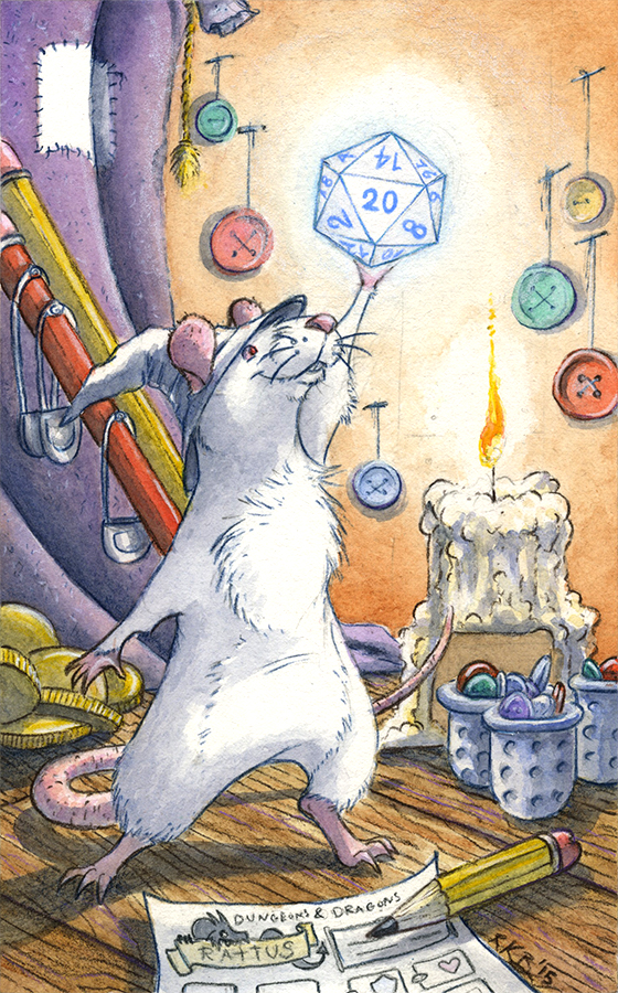 Rat Wizard