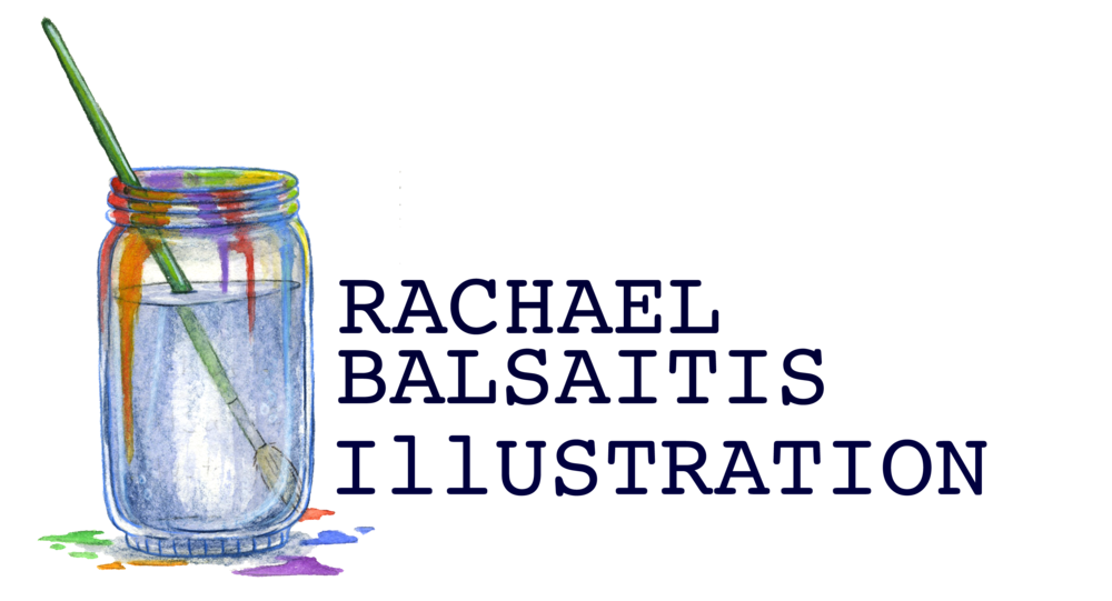 Rachael Balsaitis Illustration
