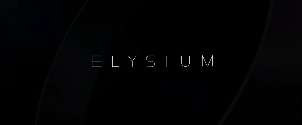 elysium: short talk, screens, trailer. — esskay.me